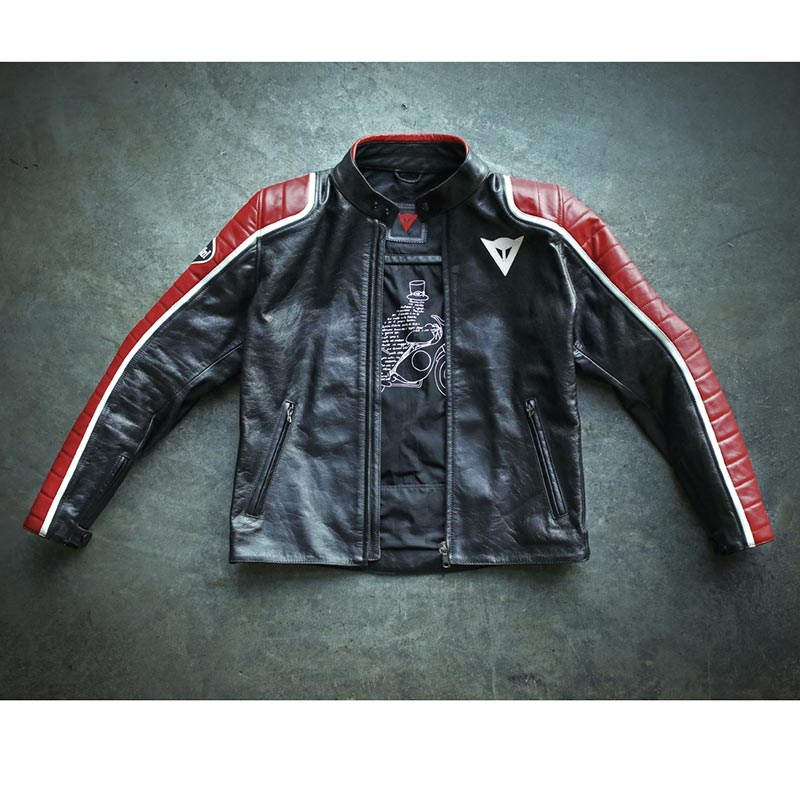 DAINESE(ダイネーゼ)SPECIALE LEATHER JACKET