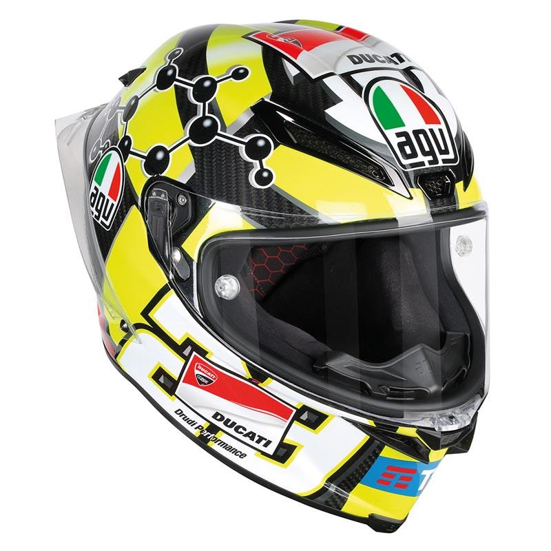 AGV PISTA GP R 001-IANNONE2016 CARBON