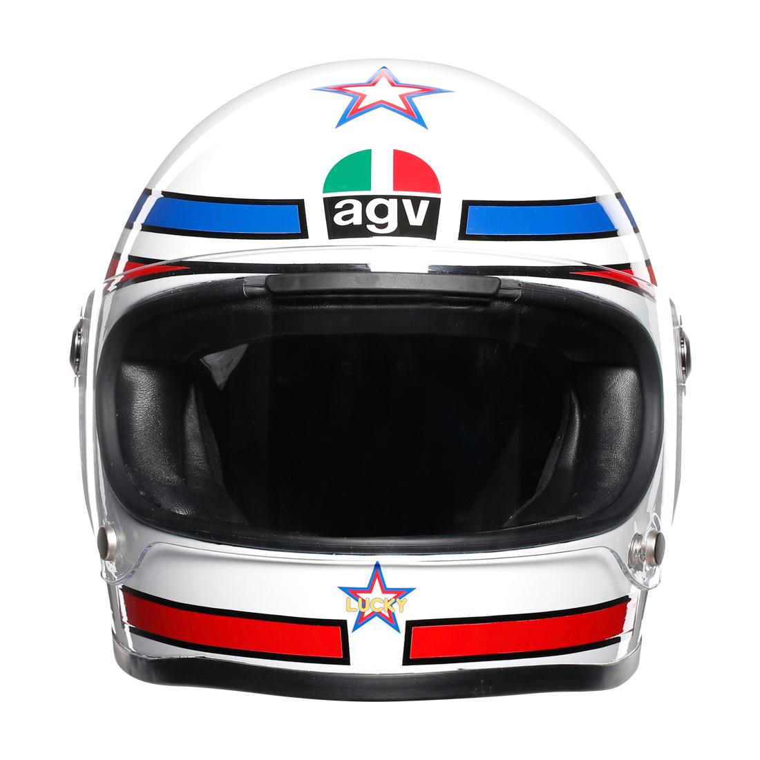 AGV X3000 003-LUCCHINELLI