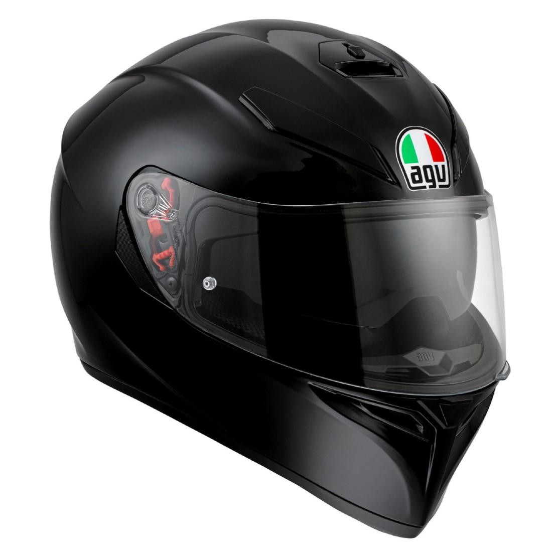 AGV(エージーブイ)フルフェイスヘルメットK-3 SV BLACK