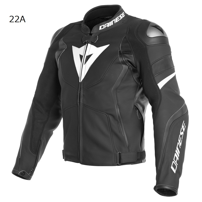 AVRO 4 PERF. LEATHER JACKET