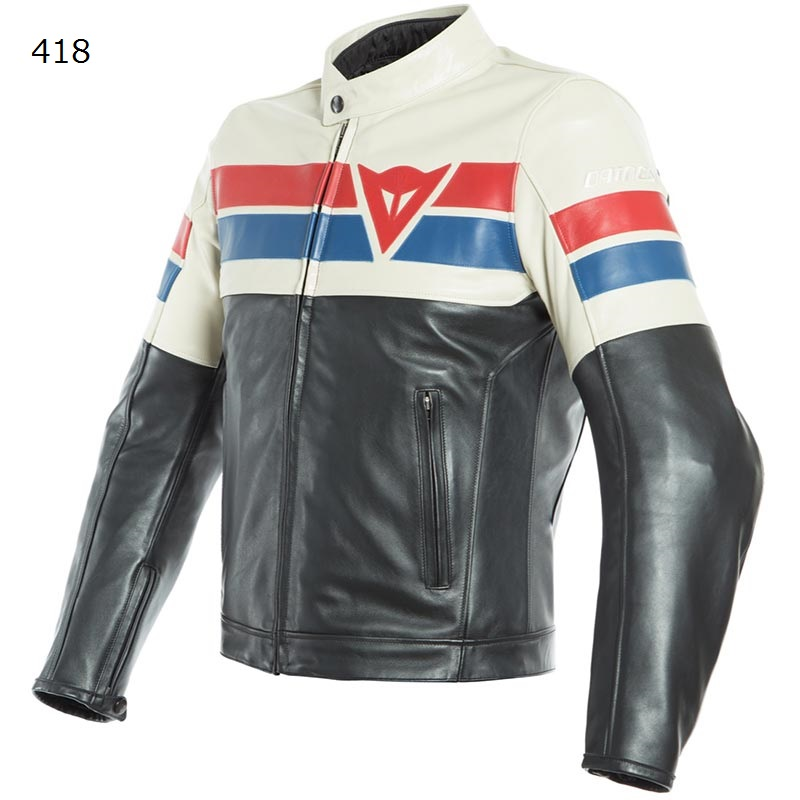 DAINESE(ダイネーゼ)8-TRACK LEATHER JACKET