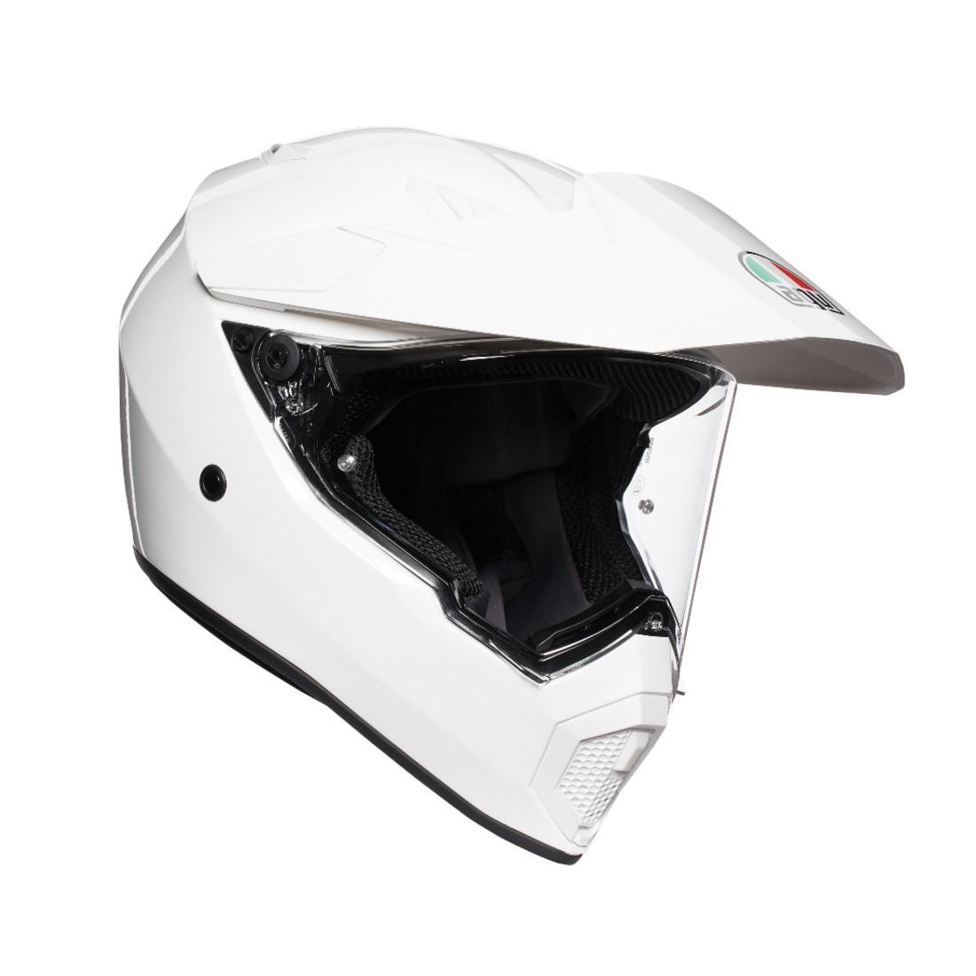 AGV AX9 002-WHITE