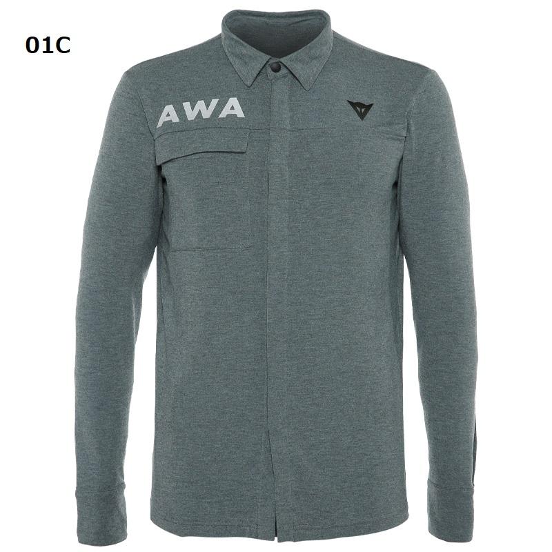 AWA 2020A/W新作送料無料 商舗 BLACK SHIRT