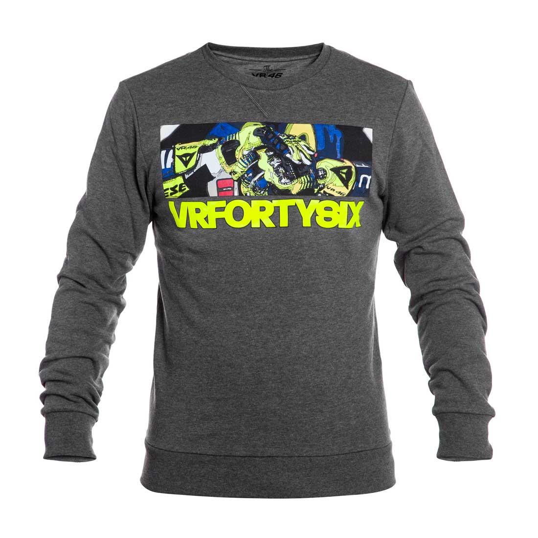 VR46(バレンティーノロッシ)VRFORTYSIX gloves fleece