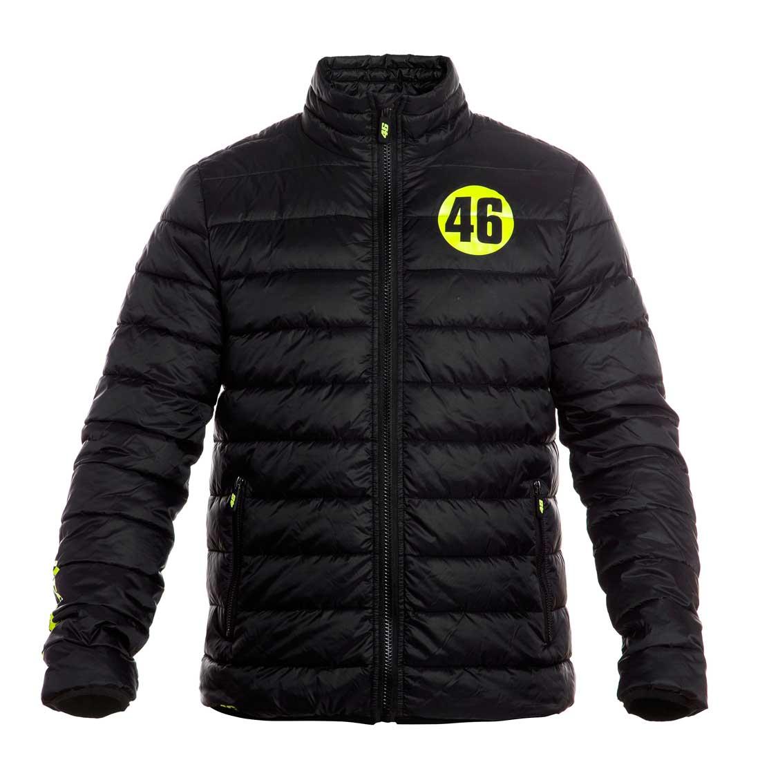 VR46(バレンティーノロッシ)46 padded jacket