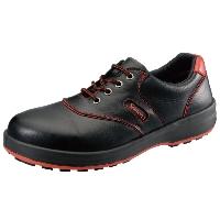 安全靴 シモンライト SL11-R 黒/赤 SX3層底Fソール 送料無料