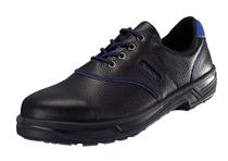 【期間限定!エントリーでポイント10倍】 安全靴 シモンライト SL11-BL 黒/青 SX3層底 Fソール(771609)