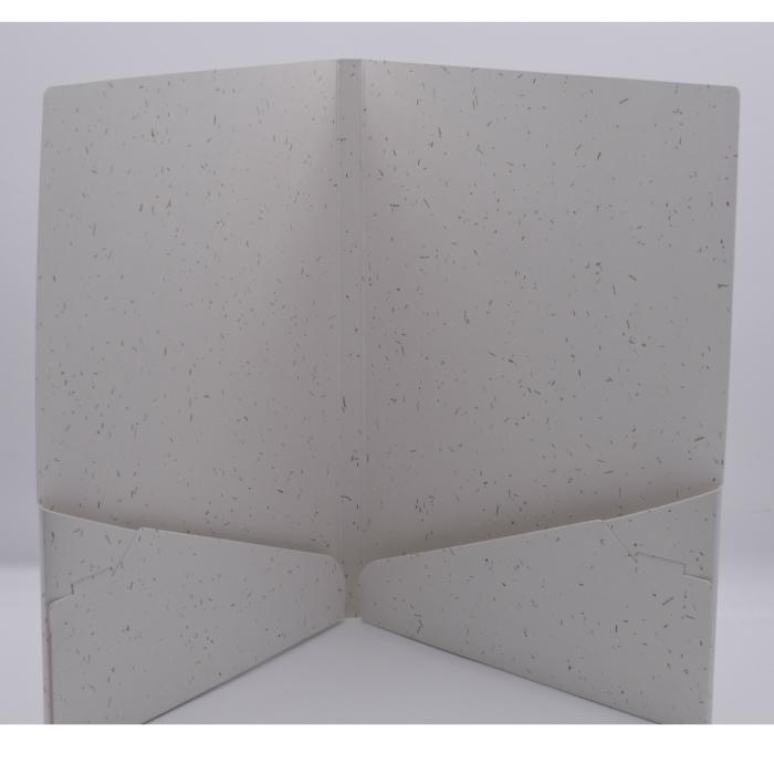 花園ラグビー場の芝入り板紙使用 花園ラグビー場の芝入り紙製 板紙 割り引き ファイル @453 3枚セット2ポケットで プレゼント A4クリアファイルも入ります送料無料