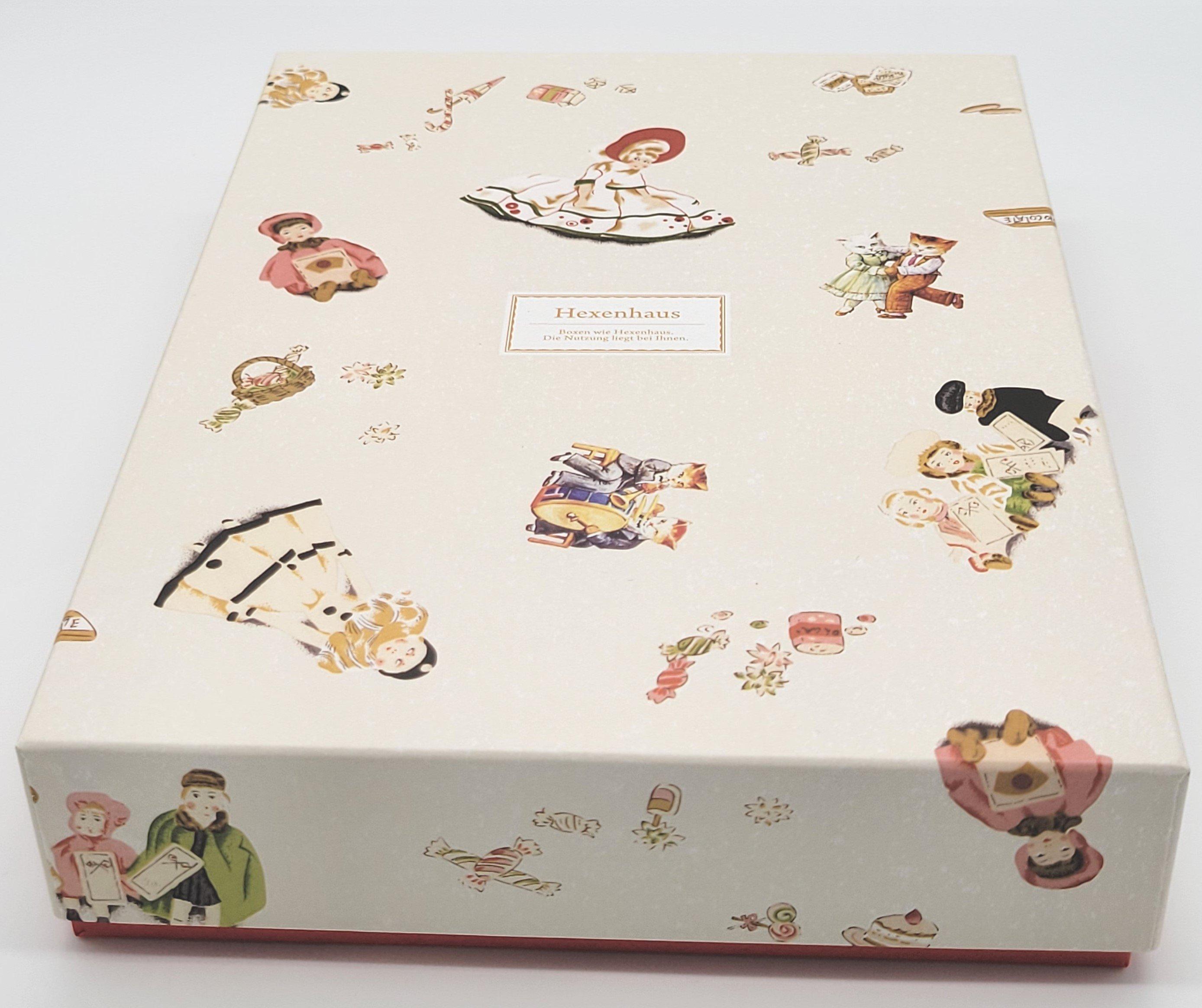 かわいいお人形さん等イラスト入り書類箱 かわいいお人形さん等イラスト入り書類箱紙製 新作 大人気 ギフトボックス 箱書類収納ケース 値引き 書類整理ボックス