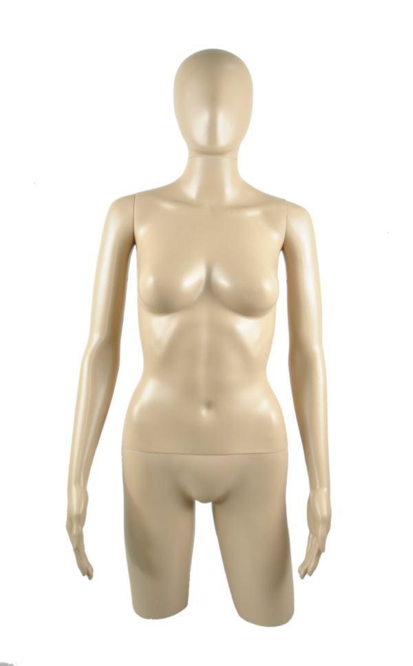 あす楽 【送料無料】 女性用上半身マネキンG-A1腕付きトルソー