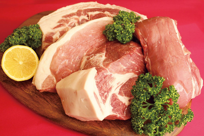 鳥取県産ブランド豚【とっトン】詰合せ2kg以上(バラ・ヒレ・ロース・モモ)豚ブロック豚肉豚お肉肉ブロックブロック肉真空冷蔵お中元中元ギフト