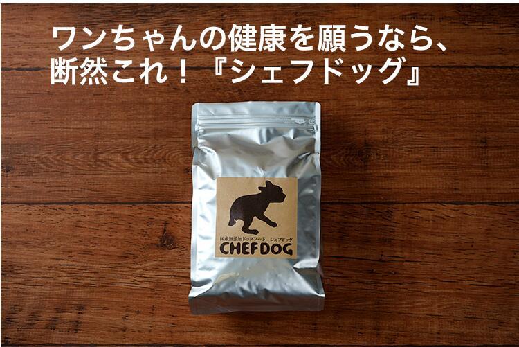 国産 無添加 シェフドッグ ビーフ 4.2kg ドッグフード【CFD】送料無料