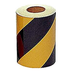 【送料無料】トラテープ 黄 K4590-2 ※代引き不可商品※【光】【K】