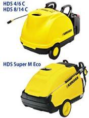 【送料無料】温水 高圧 洗浄機 HDS8/14C 【K】