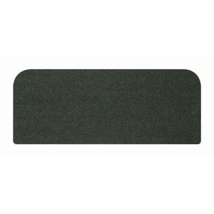 【送料無料】【ツジトミ】コード柄 吸着階段カーペット モスグリーン(LS504-K) 50×20cm 1ケース(150枚入) ※代引き不可商品※【LI】