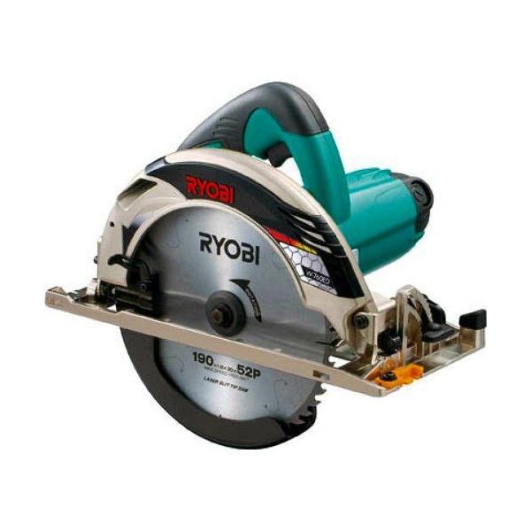【送料無料】【RYOBI】リョービ【電子丸ノコ】W-760ED 【K】