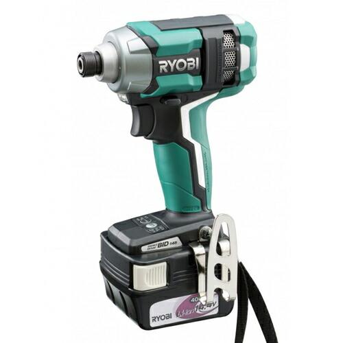 【送料無料】【RYOBI】リョービ【充電式インパクト】BID-145 【K】