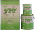 【送料無料】クレオトップ【高性能木材防腐剤】16L/1缶 クリア 【K】