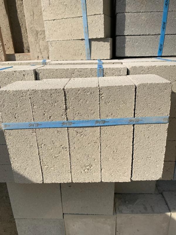 セメントレンガ 1枚 セメントブロック 最安値 セメント レンガ レンガ塀 重し 物置 上等 S建 園芸