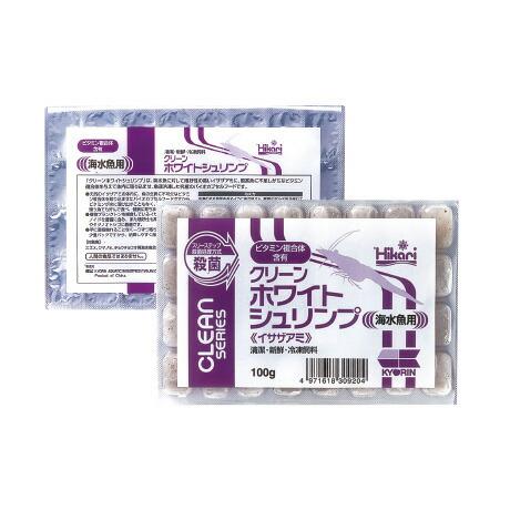 キョーリン お得クーポン発行中 冷凍 クリーン ホワイトシュリンプ 海外並行輸入正規品 12枚 CSK 送料無料