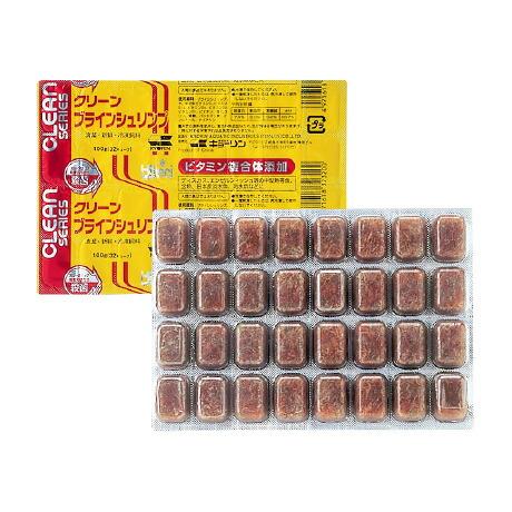 キョーリン 冷凍 クリーン ブラインシュリンプ 購買 12枚 中古 CSK 送料無料