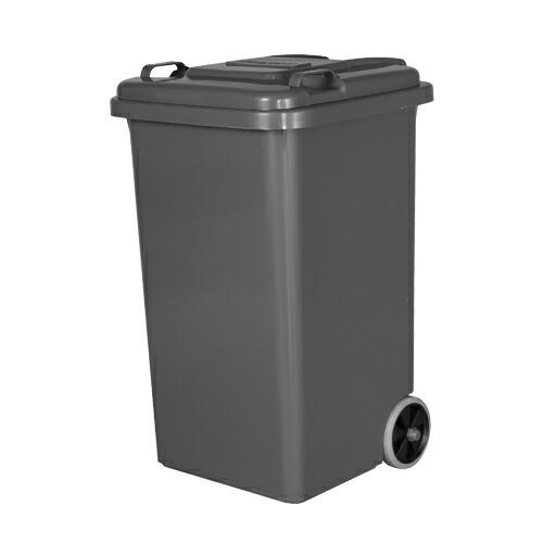 ダルトン DULTON<メーカー直送 同梱・代引き不可>【送料無料】PLASTIC TRASH CAN 65L GRAY【LI】