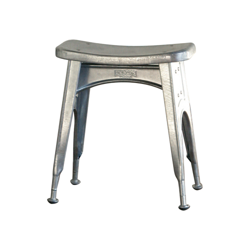 ダルトン DULTON<メーカー直送 同梱・代引き不可>【送料無料】KITCHEN STOOL GALVANIZED【LI】