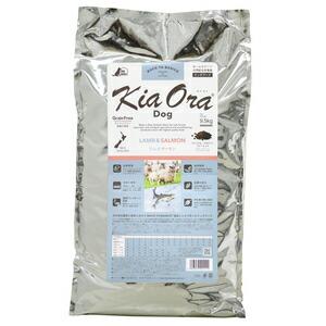 おすすめ商品 PET キアオラ 国際ブランド ドッグフード ラムサーモン 信託 W 9.5kg