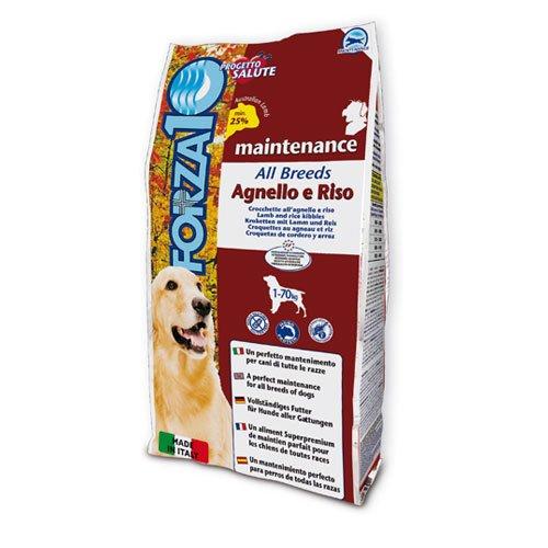 【PET】【送料無料】【フォルツァ10【FORZA10】】ラム&ライスオールブリード 15kg 8020245011458【トリッコ】