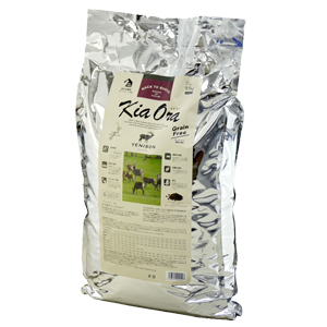 【PET】【送料無料】【Kia Ora】キアオラ ドッグフード ベニソン 9.5kg JAN/4963974020107【正規品】【W】