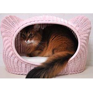 【PET】【株式会社シンシアジャパン】ラタンキティハウス【ピンク】 JAN:4988269700380【W】