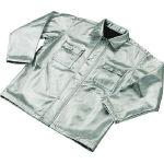 トラスコ中山 スーパープラチナ遮熱作業服 上着 Lサイズ TSP-1L [A060507]