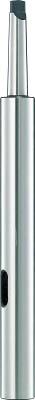 トラスコ中山 ドリルソケット焼入研磨品 ロング MT1XMT2 150mm TDCL-12-150 [A080115]