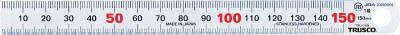 【★4時間限定!店内最大P10倍!★】トラスコ中山 【代引不可】【別途送料1080円~】【直送】 直尺2m TSU-200N [A030105]