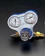【★店内ポイント2倍!★】エスコ ESCO 酸素調整器(関西形・雄ネジ) EA316A-1 [I030103]