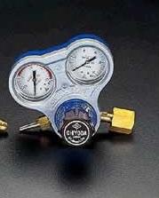 【★店内ポイント2倍!★】エスコ ESCO 酸素調整器(関東形・雌ネジ) EA316A-2 [I030103]