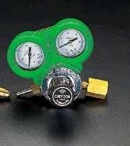 【★店内ポイント2倍!★】エスコ ESCO 酸素調整器(関東形・雌ネジ/保護カバー付) EA316AA-2 [I030103]