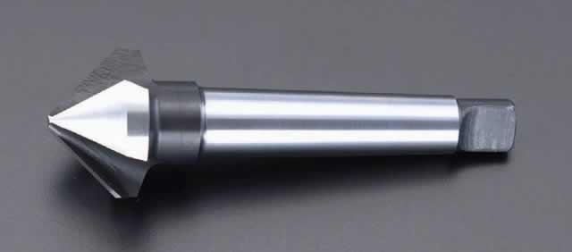 【◆◇エントリーで最大ポイント5倍!◇◆】エスコ ESCO 40mm テーパーシャンクカウンターシンク EA827HP-40 [I150401]