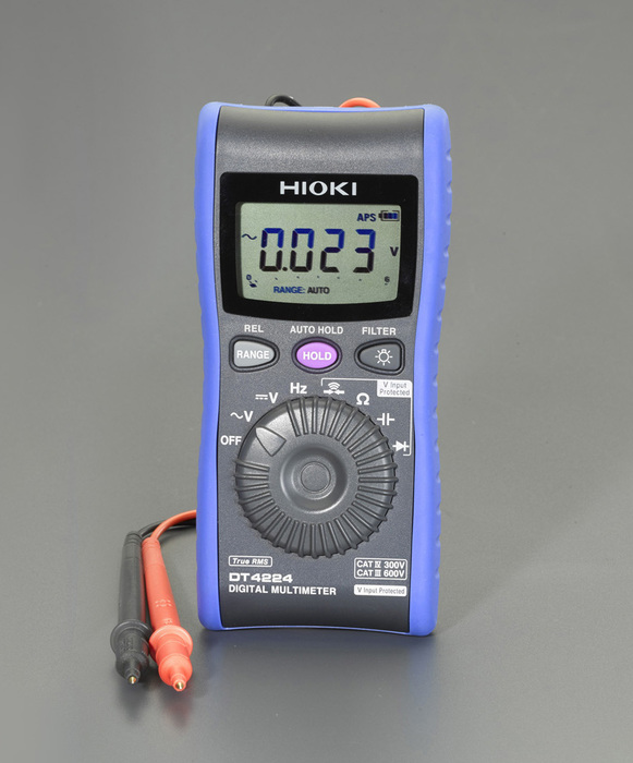 エスコ ESCO 【個人宅不可】 デジタルマルチメーター EA707A-45 [I110217]