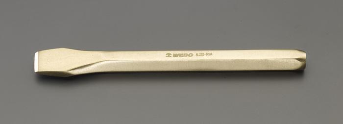 エスコ ESCO 19x300mm チゼル(ノンスパーキング) EA643DF-4 [I040120]