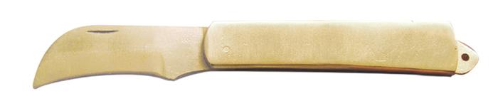 エスコ ESCO 60x195mm 電工ナイフ(ノンスパーキング) EA643DD-5 [I040128]