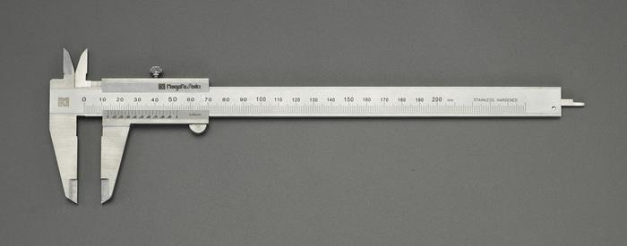 エスコ ESCO 300mm ノギス EA725C-4 [I110926]