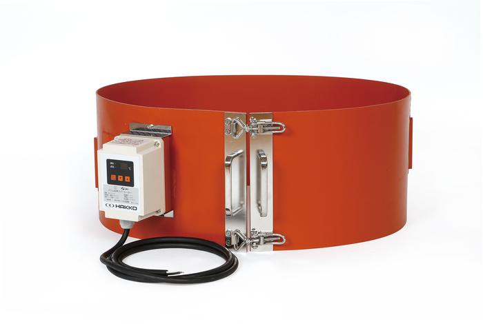 エスコ ESCO 【個人宅不可】 100V・700W ラバーヒーター(ドラム缶用) EA896HC-1 [I140408]
