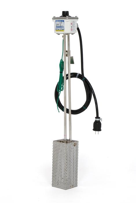 エスコ ESCO 【個人宅不可】 AC100V/1.0kW 凍結防止ヒーター(水槽用) EA896AH-1 [I140408]