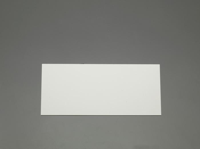エスコ ESCO 300x450x 3mm 低発泡塩ビ板(白/5枚) EA440DY-113 [I240103]