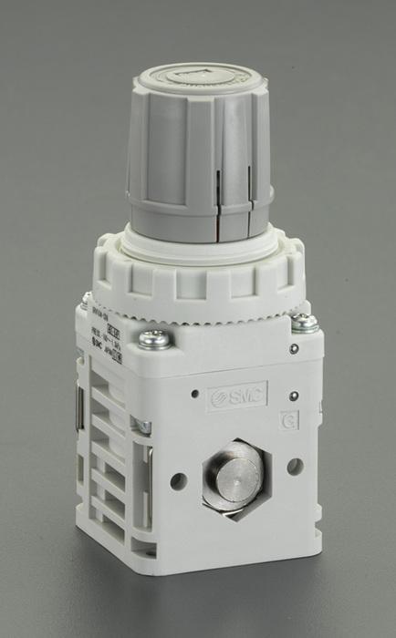 【◆◇スーパーセール!最大獲得ポイント19倍!◇◆】エスコ ESCO 8mm 真空レギュレーター(標準配管仕様) EA425VD-8 [I160610]
