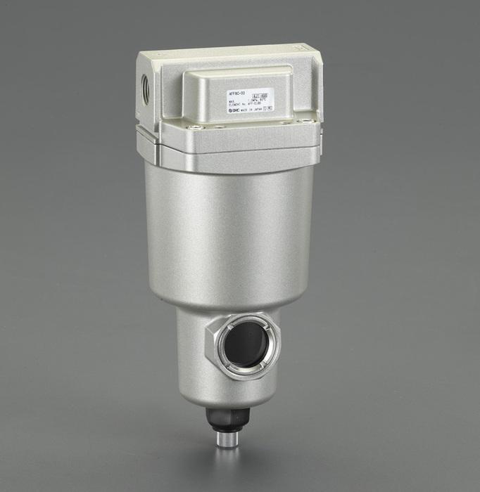 エスコ ESCO Rc 1/4・ 750L/min エアーフィルター EA153SF-2L [I160610]