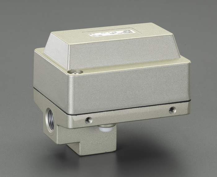 エスコ ESCO 【個人宅不可】 AC100V/Rc 3/8 モーター式オートドレントラップ EA153SD-131 [I160610]