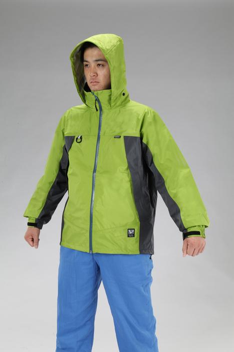 エスコ ESCO 【個人宅不可】 (3L) 全天候型ジャケット(ミントグリーン) EA996CE-4 [I260128]